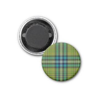 Tartan Plaid Magnet