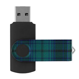 Tartan Plaid USB Flash Drive