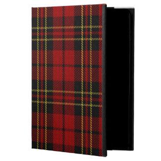 Tartan Red iPad Air Powis Cover