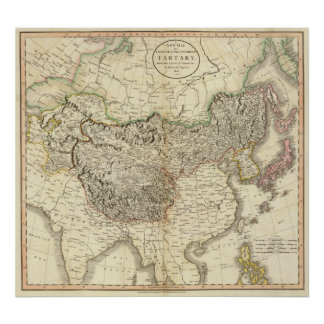 Tartary, Chinese & independent Poster