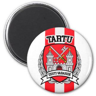 Tartu 6 Cm Round Magnet