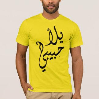 TAS - Yalla Habibi black T-Shirt