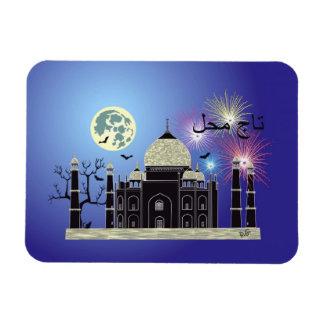 Tasch Mahal India Premium Flexi magnet 2