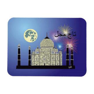 Tasch Mahal India Premium Flexi magnet 3