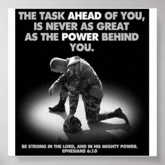 Task Ahead Poster