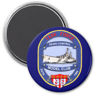 Task Force 96 Magnet