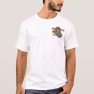 Task Force Troy Counter IED OIF T-Shirt