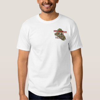 Task Force Troy Counter IED OIF Tee Shirt