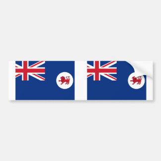 Tasmania, Australia Bumper Sticker