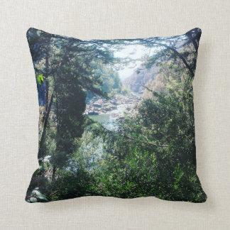 Tasmania throw cushion