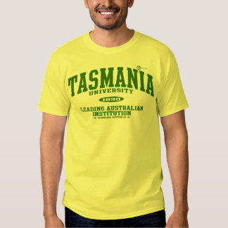 Tasmania University Tshirts