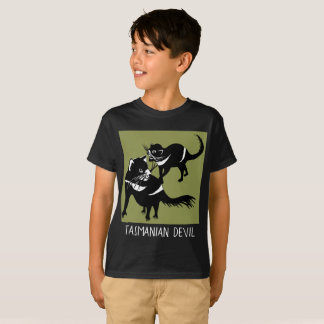 Tasmanian Devil - Endangered T-Shirt