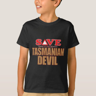 Tasmanian Devil Save T-Shirt