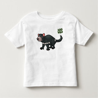 Tasmanian Devil Toddler T-Shirt