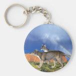 Tasmanian Tiger Keychain