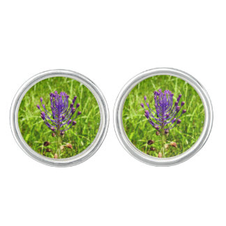 Tassel-Hyacinth Cufflinks