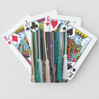 Tassels At Market Bicycle Playing Cards