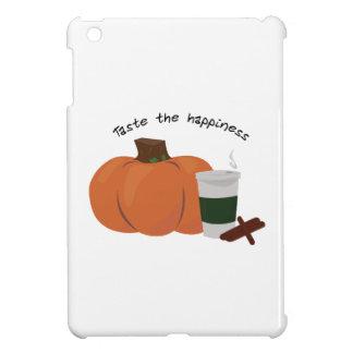 Taste Happiness iPad Mini Covers