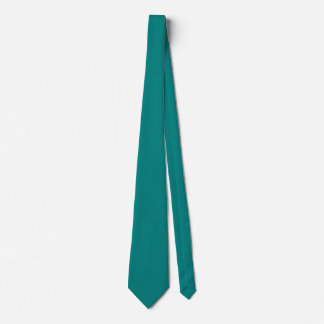 Tastefully Sophisticated Teal Color Tie