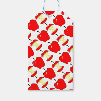 tasty apples gift tags