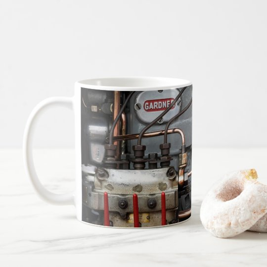 Tasty Diesel Coffee Mug
