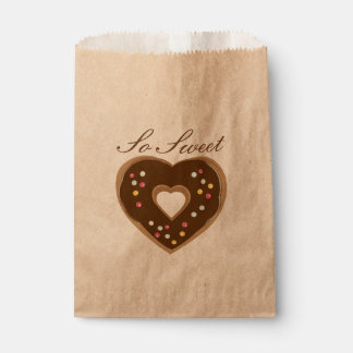 Tasty Donut Favour Bags