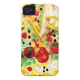 Tasty Pizza iPhone 4 Case-Mate Case