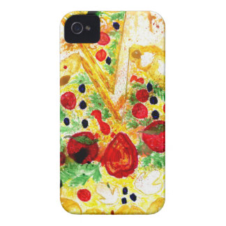 Tasty Pizza iPhone 4 Cover