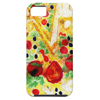 Tasty Pizza iPhone 5 Cover