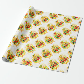 Tasty Pizza Wrapping Paper