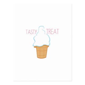 Tasty Treat Postcards