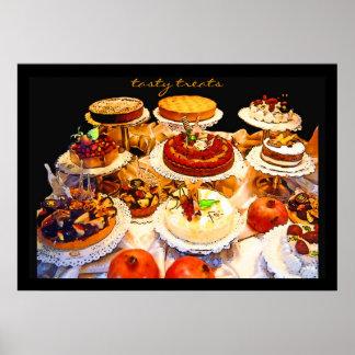 tasty treats! - poster