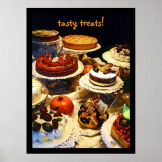 tasty treats! poster