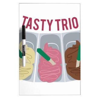 Tasty Trio Dry Erase Board