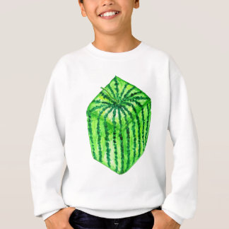 Tasty Watermelon Art2 Sweatshirt