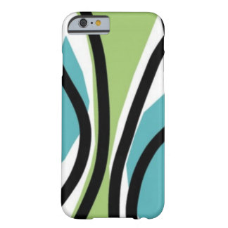 Tasty Waves Blue/Green Barely There iPhone 6 Case
