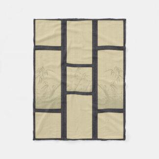 Tatami - Bamboo Fleece Blanket