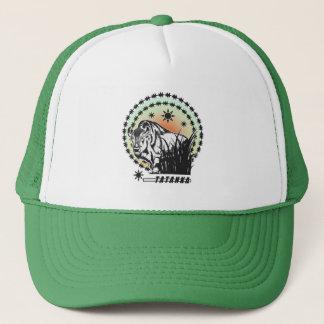 Tatanka Sunset-American Buffalo/Bison Trucker Hat