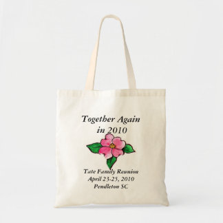 Tate Family Reunion Budget Tote