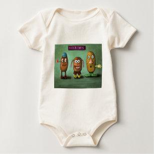 9d0d3a68f Tater Baby Clothes & Shoes | Zazzle AU
