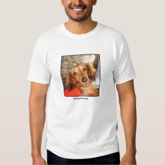 Tatiana The Dog EDUN LIVE unisex T-shirt