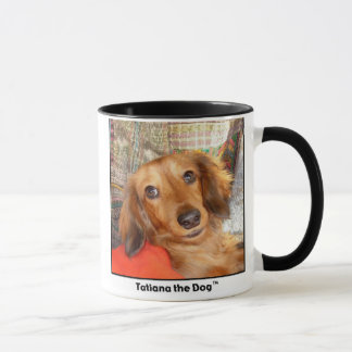 Tatiana the Dog Mug