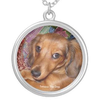 Tatiana The Dog Necklace