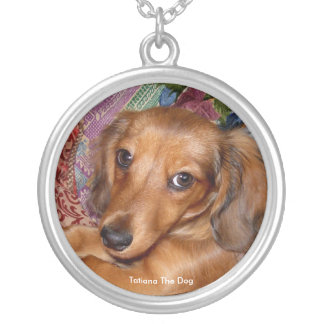 Tatiana The Dog Necklace