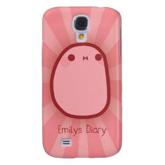 Tato Pink Samsung Galaxy S4 Case