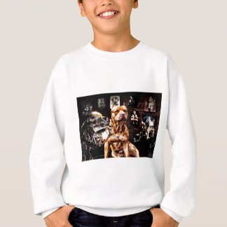 Tatoo dog sweatshirt
