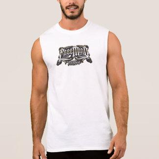 tatoo sleeveless shirt