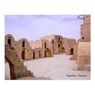 Tatooine, Tunisia Postcard