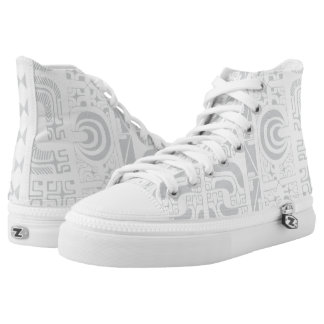 Tatou IV High-Top Sneakers