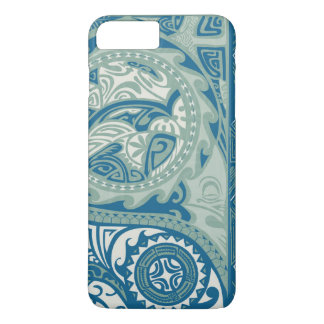 Tatou V - Bora Bora Lagoon iPhone 7 Plus Case
